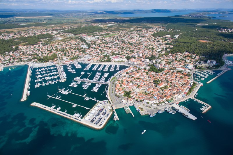 Biograd - boarding port